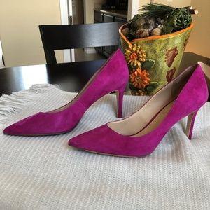 VIA SPIGA Suede heels